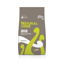 Natural Code 202 Sterilised...