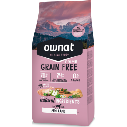 Ownat Grain Free Prime Mini...