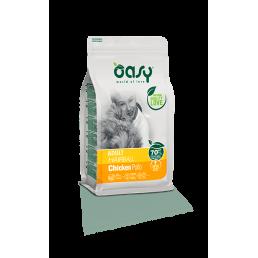 Oasy Adult Hairball per Gatti