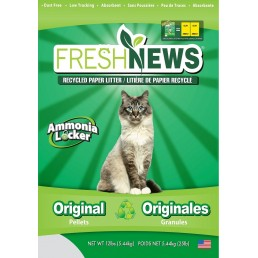 Fresh News Cat Litter...