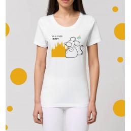 T-Shirt 100% cotone Slim...