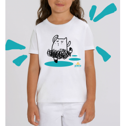 T-Shirt 100% cotone...