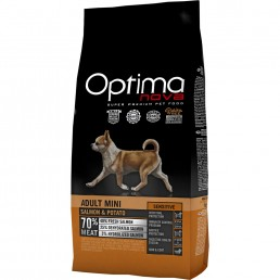 Optima Nova Adult Mini con Salmone e Patate GRAIN FREE