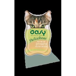 Oasy Delicatesse Pate' Fine per Gatti