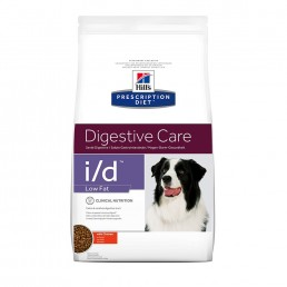 Hills Prescription Diet I/D low fat secco cane