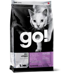 PetCurean GO! Fit+ Free Activity & Kitten GRAIN FREE per Gatti