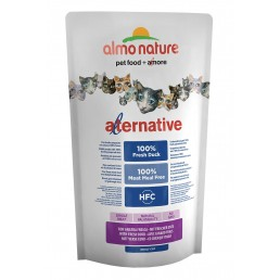 Almo Nature Alternative Cat con Anatra Fresca