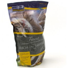 Fish4Cats Finest con Sardine per Gatti