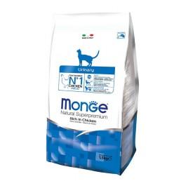 Monge Urinary con Pollo per Gatti