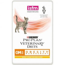 Pro Plan Veterinary Diets OM Obesity Mousse per Gatti