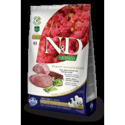Farmina N&D Weight Managment con Agnello e Quinoa per Cani