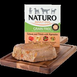 Naturo GRAIN FREE Umido per Cani Adulti