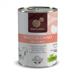 Equilibria Dog Monoproteico - 6 lattine da 410 gr