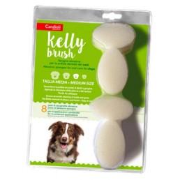 Kelly Brush Spugne Abrasive per la Pulizia dei Denti