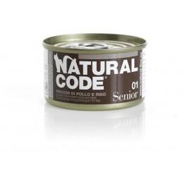 Natural Code Senior Cibo...
