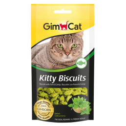 GimCat Kitty Biscuits per...