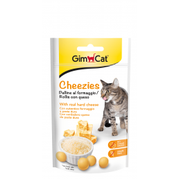 Gimcat Cheezies Palline al...