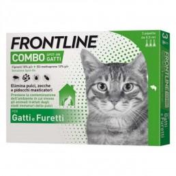 Frontline Combo Spot On per...
