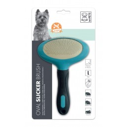 M-Pets Spazzola Ovale per Cani